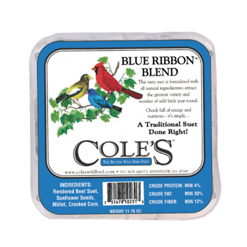Blue Ribbon Blend<sup>TM</sup> Suet Cake